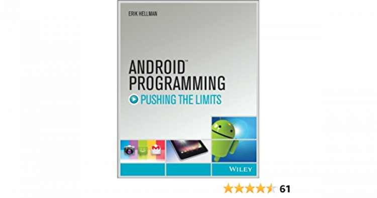 Tải Android Programming: Pushing the Limits PDF [Free Download]